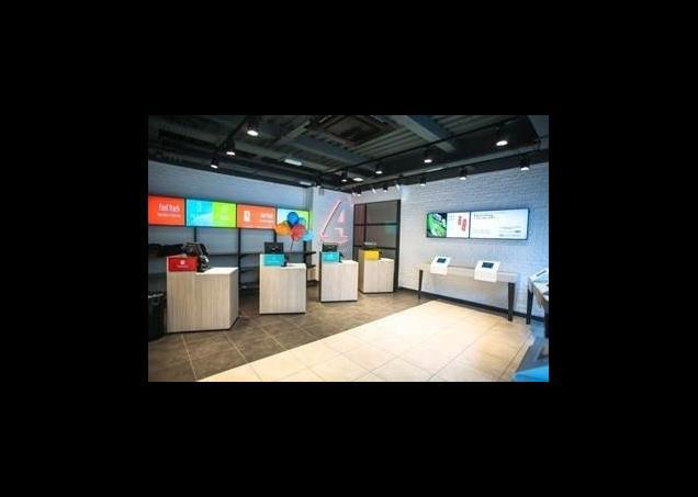 Argos\' small format digital concept store at Cheapside